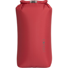 Exped Fold Drybag 22L red